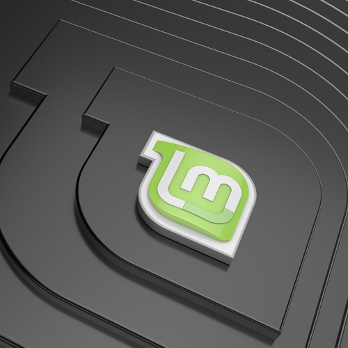 Background designs for Linux Mint