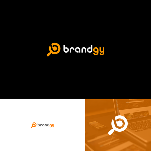 Design a new modern logo for Brandgy