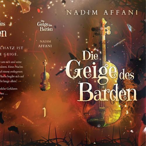 'Die Geige des Barden' by Nadim Affani