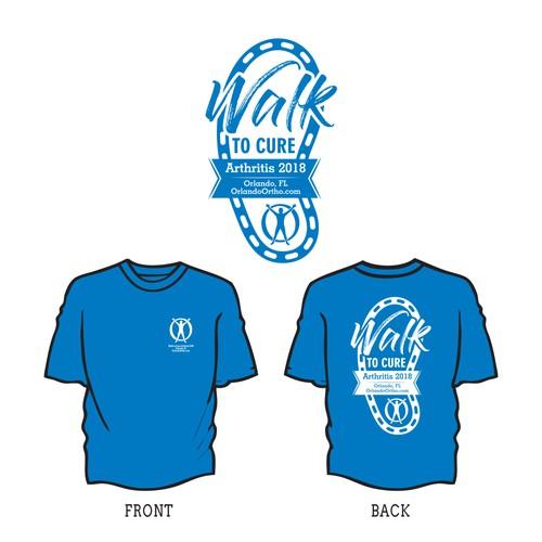 Orlando Ortho T-Shirt design
