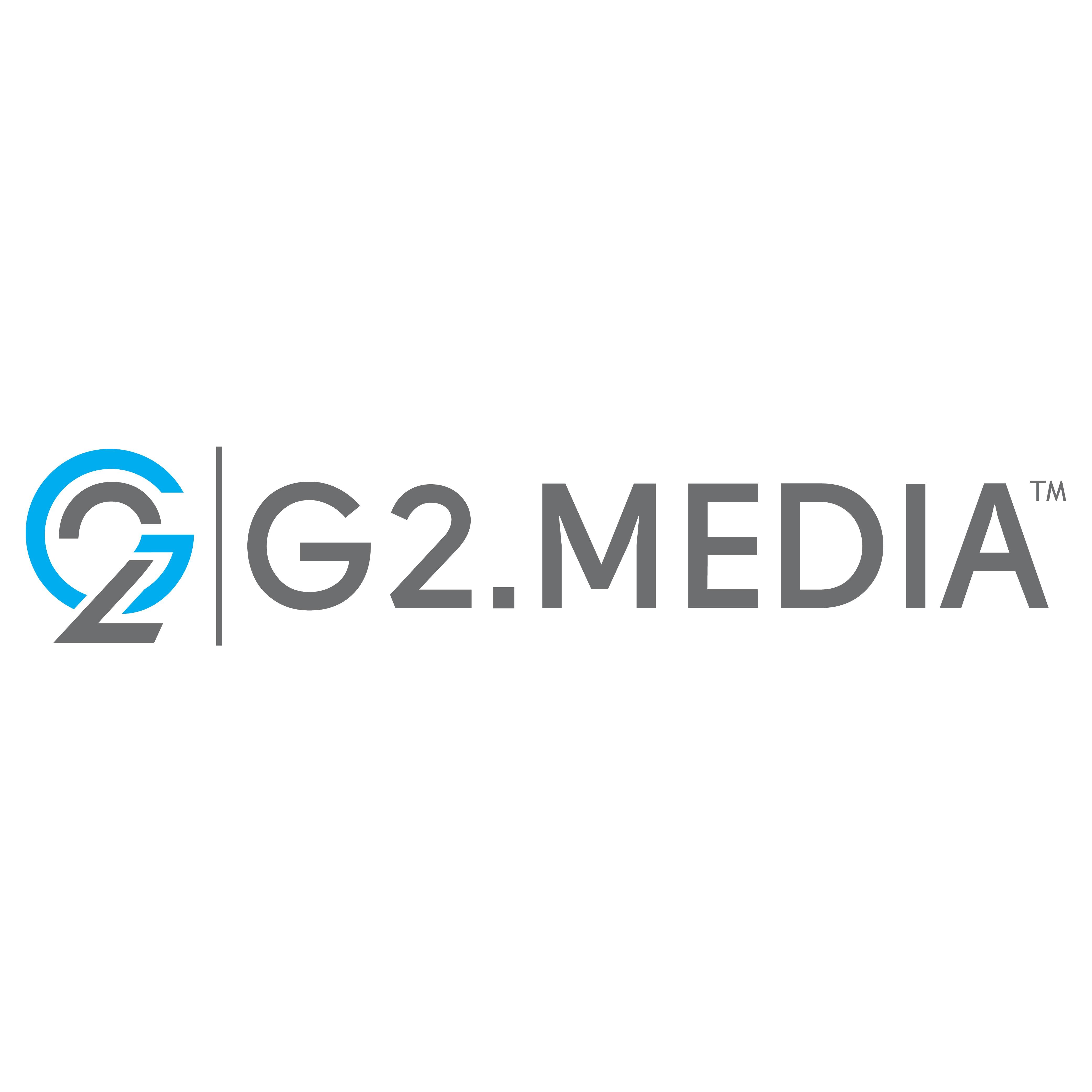 G2.Media Logo design