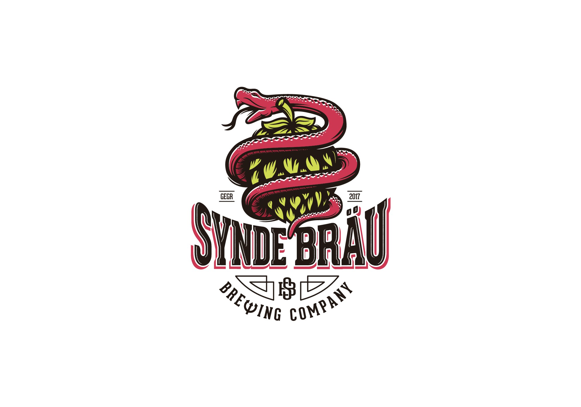 Main Logo for a starting brewery