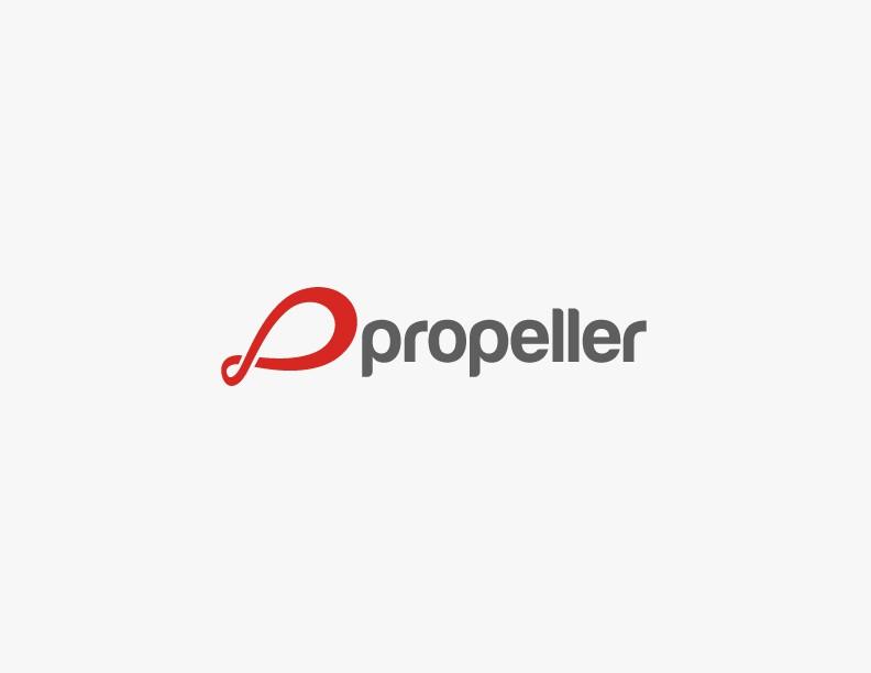 Create the next logo for Propeller