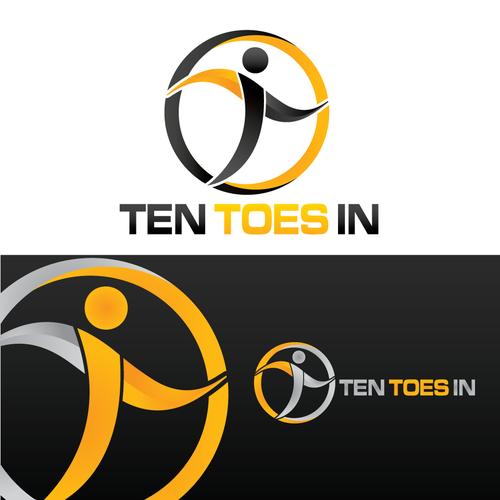 fitness logo for TenToesin