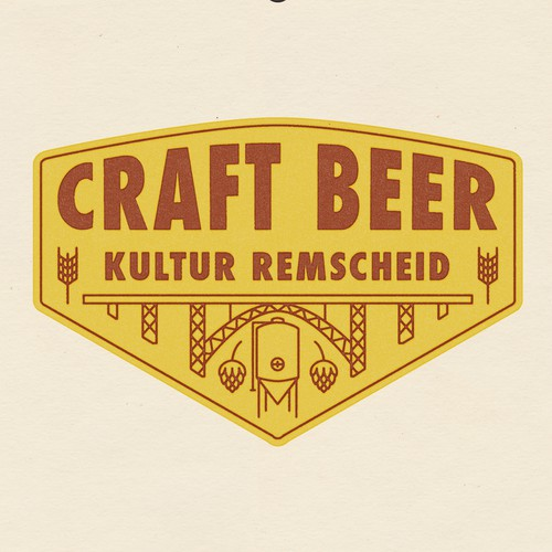 Logo for Craft Beer festival