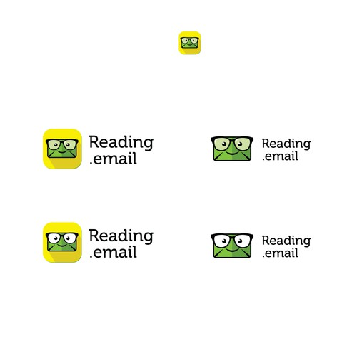 Icon and logo for Reading.email - email newsletter reader