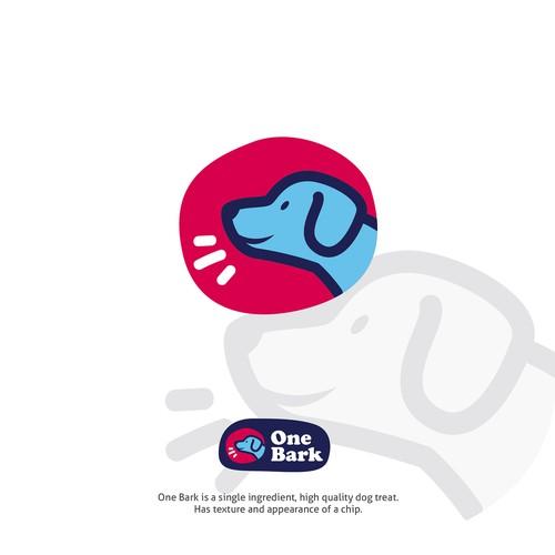 ONE BARK Logo Design