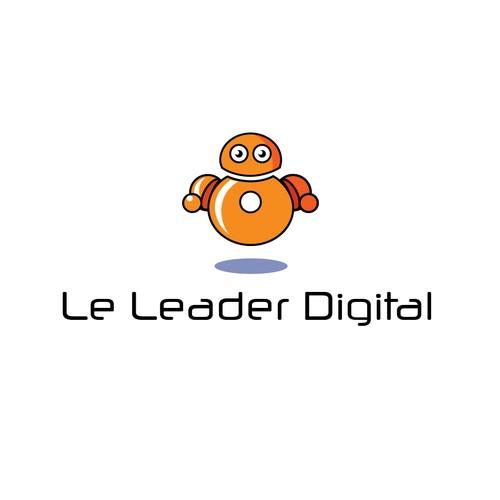 Le leader digital