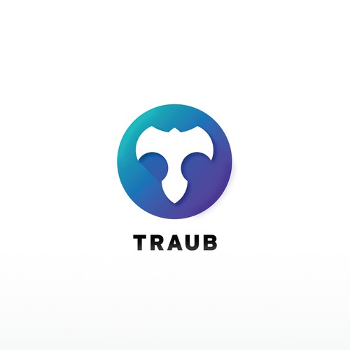 Logo concept for Traub.