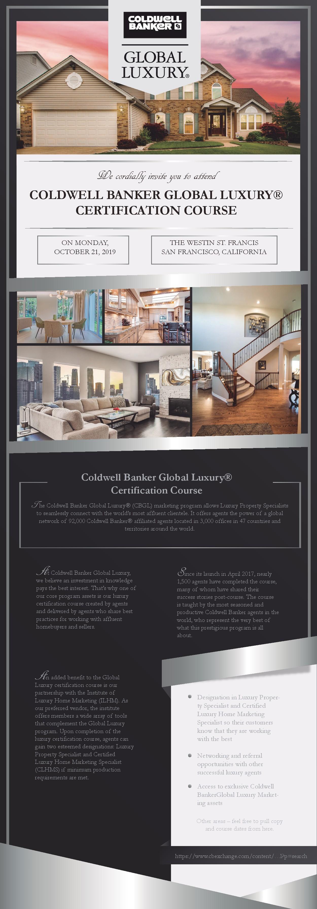 Digital Invitation Luxury Event