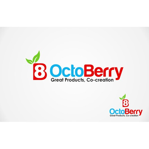 Help Octoberry with a new logo
