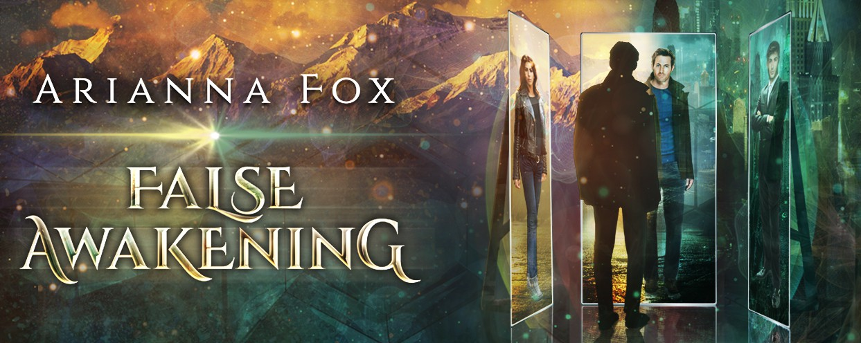 Book cover for False Awakening