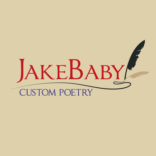 Jake Baby Poetry needs a new logo