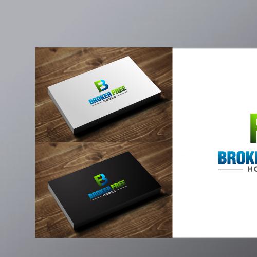 Broker Free Home Logo