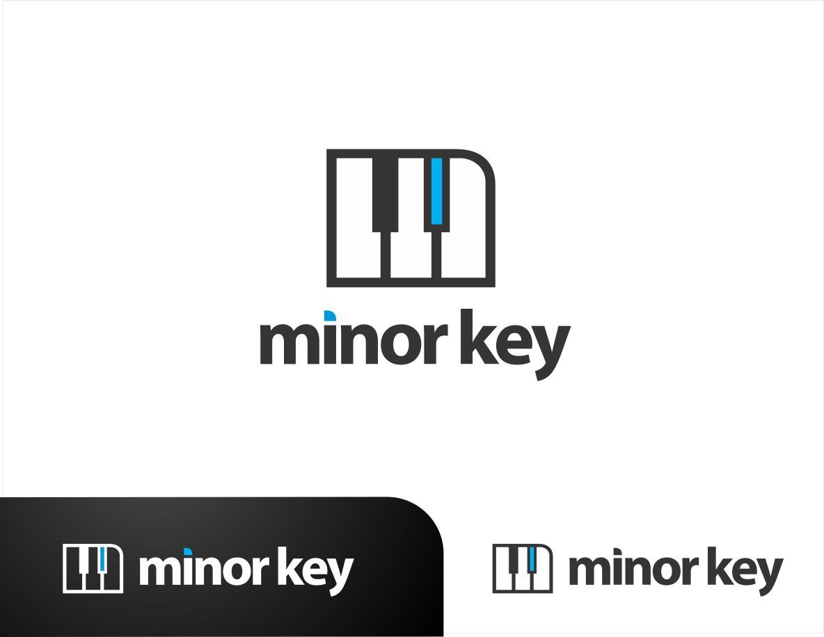 logo for Minor Key