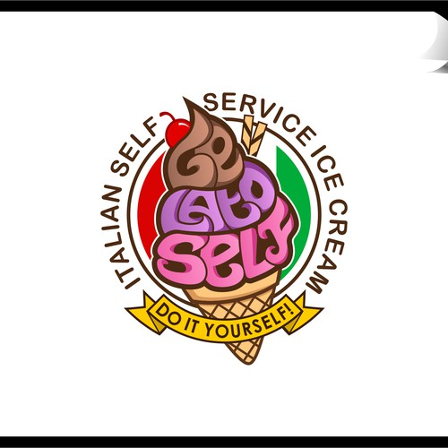 Ice Cream Logo Contest