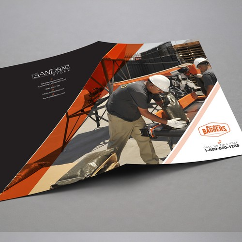 Brochure 8 page