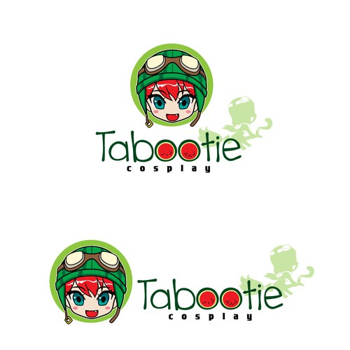 logo for cosplay website