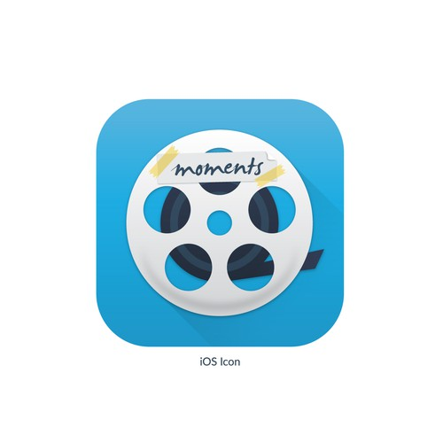 App icon for video app