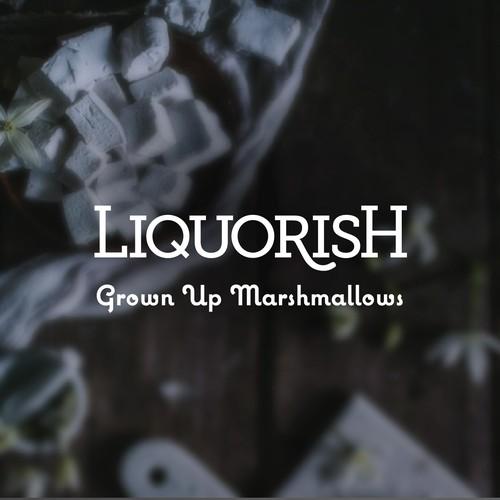 Premium marshmallow brand logo