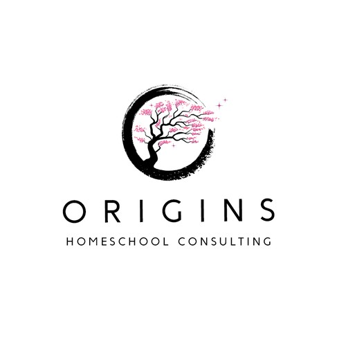 Logo for Origins