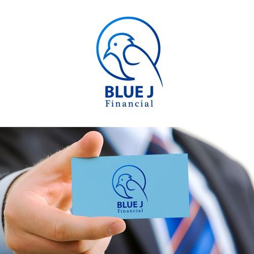 Bird Logo for Blue J Financial