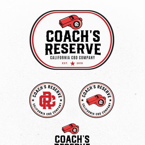 COACH'S RESERVE - CBD brand