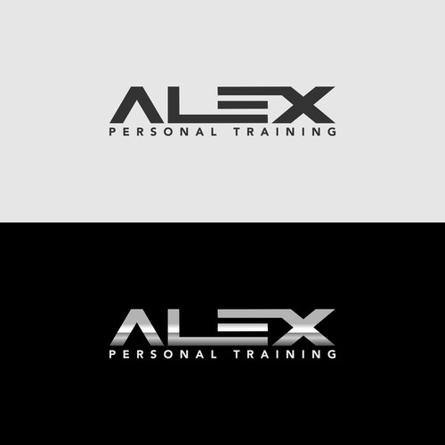 Logo for Alex Personal Training