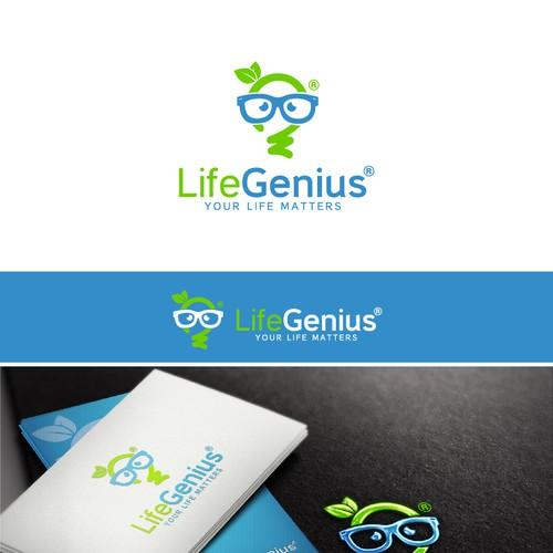 Logo for LifeGenius.com