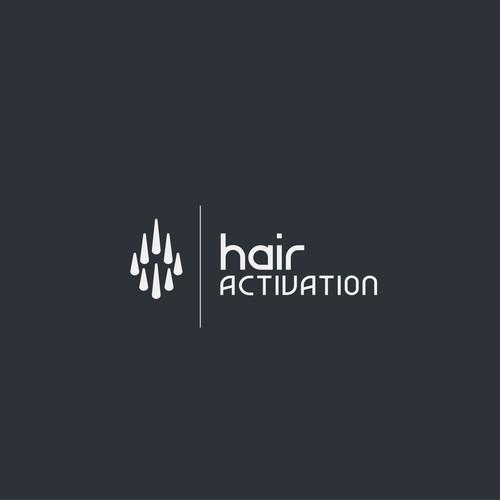hair activation logo