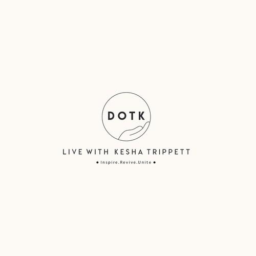 sophisticated logo for DOTK