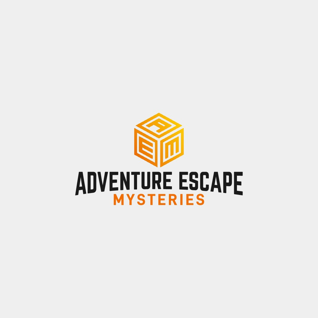 Design a logo for a puzzle adventure game!