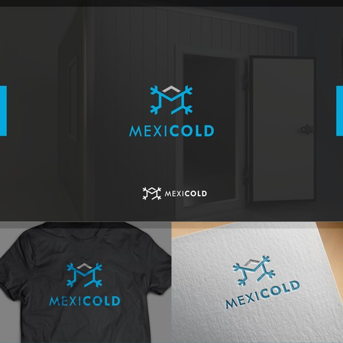 simple logo for mexicold