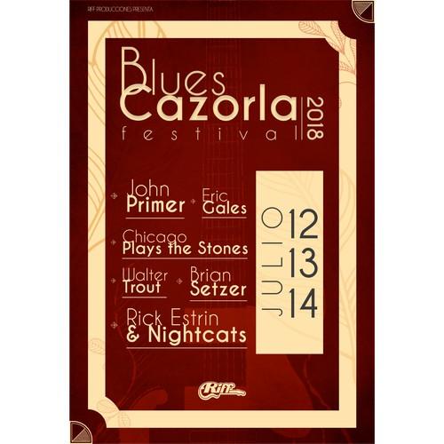 red cartel BluesCazorla