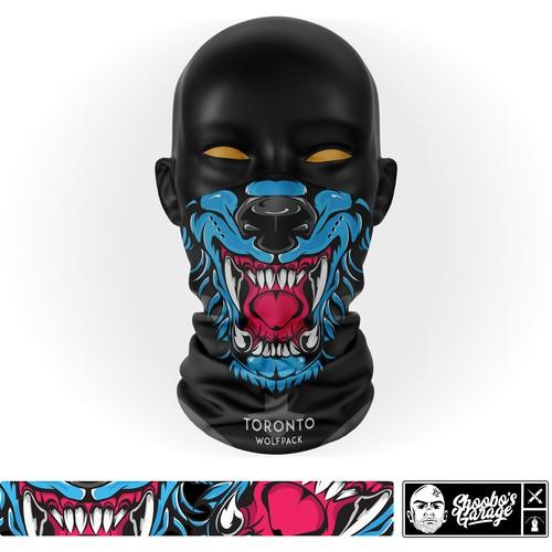 WolfFace Mask