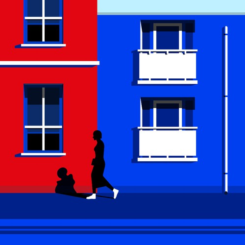 Street Illustration