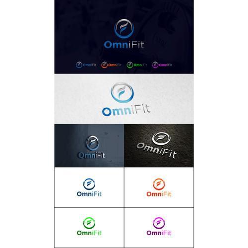 New fitness equipment company logo design