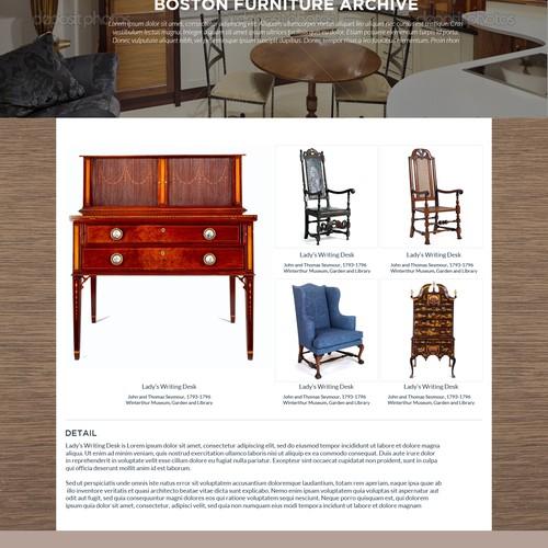 Boston Furniture site