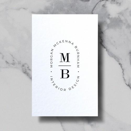 logo for the interior designer