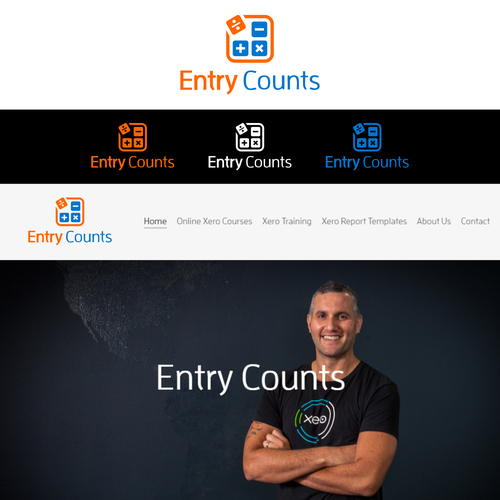 entry counts logo