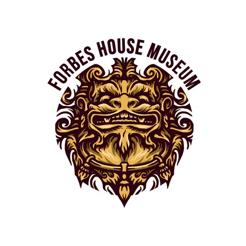 Create a contemporary and whimsical Foo Dog for the Forbes House Museum.