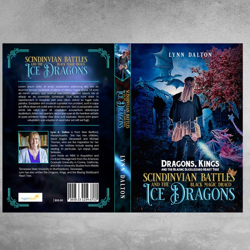 Scindinvian Battles and the Black Magic Draco Ice Dragons