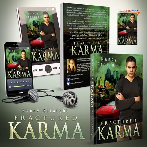 Fractured Karma Mock up