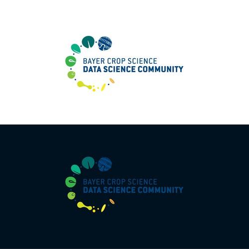 Logo for data science community