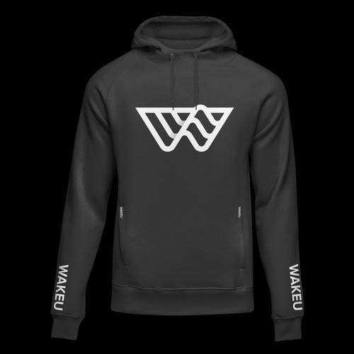 Wakeu Logo Design