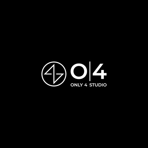 Logo Design for Only 4 Studio