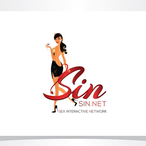 FUN Logo Contest: Create a sexy logo for Sin! (Adult)