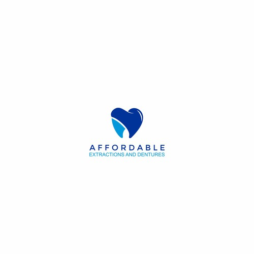 simple logo design for dentistry