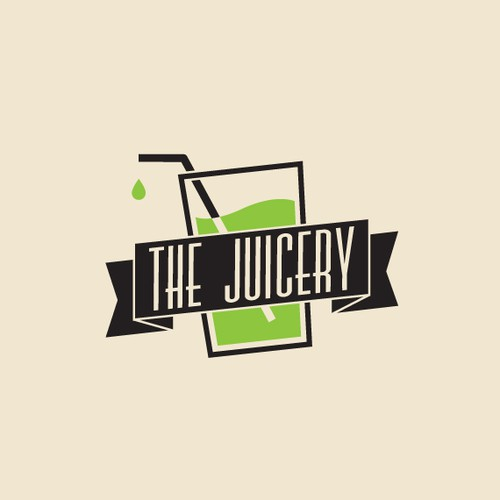 The Juicery logo option