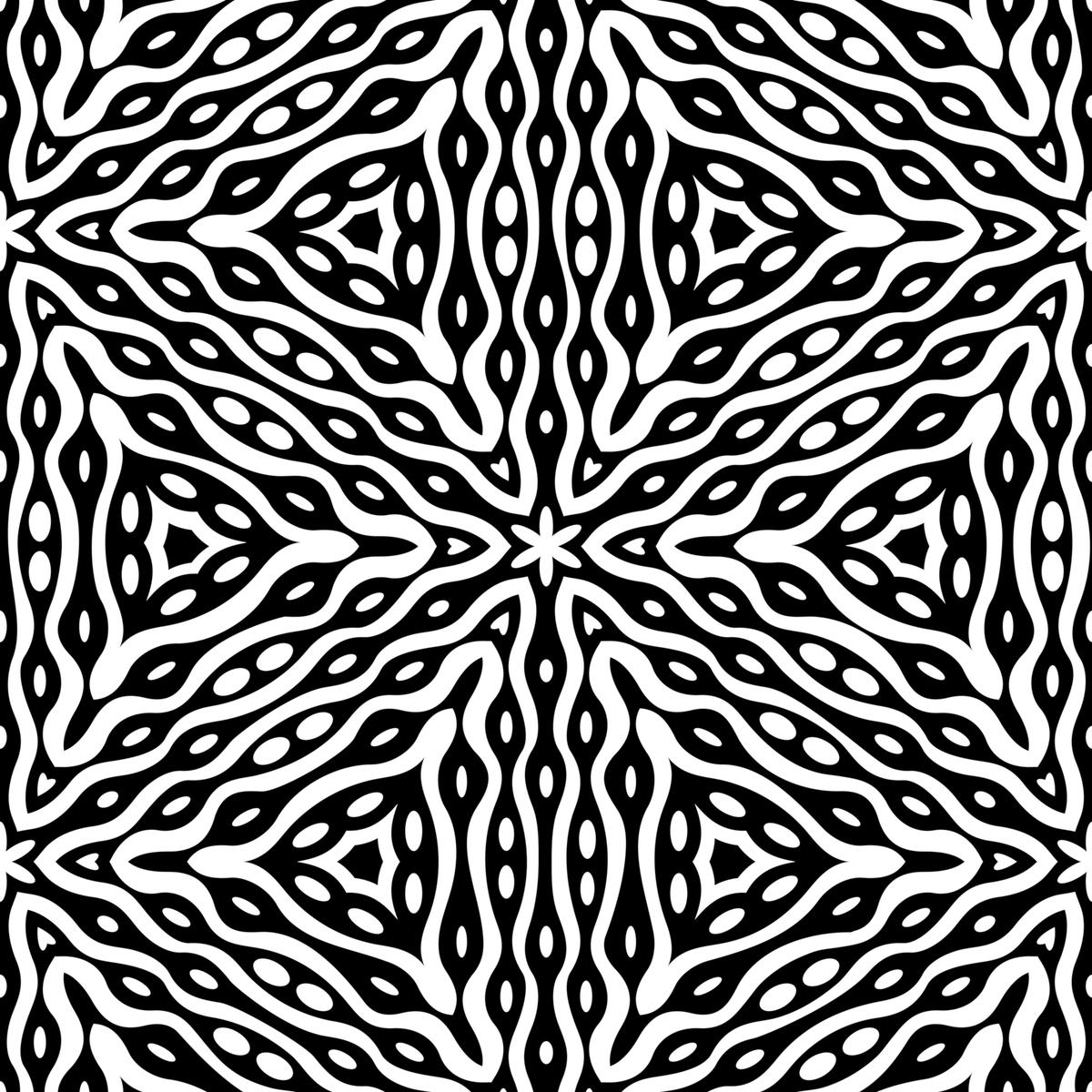3D Jewelry Cube - Pattern B